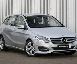USED 2017 (67) MERCEDES-BENZ B-CLASS B180D SPORT EXECUTIVE 5DR IN INVERNESS