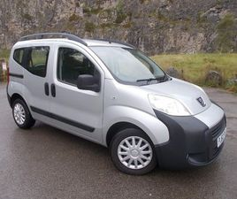 PEUGEOT BIPPER TEPEE 1.3 HDI OUTDOOR (S/S) 5DR