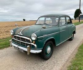1956 MORRIS ISIS SERIES I, 6 CYLINDER LOW MILEAGE/OWNERSHIP *SOLD*