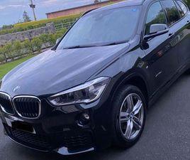BMW X1 2.0 18D M SPORT AUTO XDRIVE (S/S) 5DR