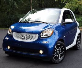 USED 2017 SMART FORTWO COUPE