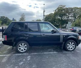 RANGE ROVER COMMERCIAL FOR SALE IN LIMERICK FOR €6,750 ON DONEDEAL