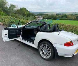 1999 BMW Z3 2.8 2DR M SPORT PACK CONVERTIBLE PETROL MANUAL