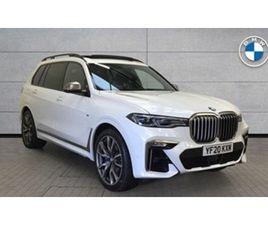 BMW X7 X7 M50D SKY LOUNGE