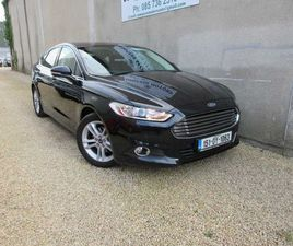 2015 FORD MONDEO 1.6 TDCI FOR SALE IN DUBLIN FOR €12,500 ON DONEDEAL