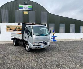 132 TOYOTA DYNA PICK FOR SALE IN MEATH FOR €0 ON DONEDEAL