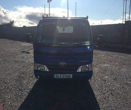 TOYOTA DYNA FOR SALE IN ROSCOMMON FOR €7,750 ON DONEDEAL