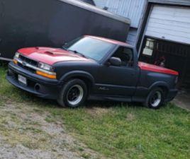 1999 CHEVY S10 XTREME   CARS & TRUCKS   HAMILTON   KIJIJI