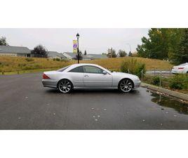 MERSEDES BENZ CL 500 , 54 000KM2001   CARS & TRUCKS   CALGARY   KIJIJI