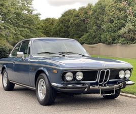 FOR SALE: 1976 BMW 3.0CS IN SOUTHAMPTON, NEW YORK