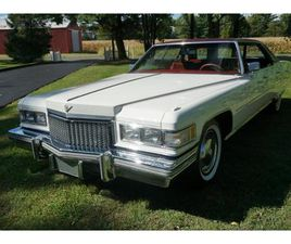 FOR SALE: 1975 CADILLAC DEVILLE IN MONROE TOWNSHIP, NEW JERSEY
