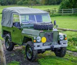 SOFT TOP MILITARY 1971 GALVANISED CHASSIS