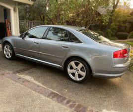 2007 AUDI A8L LOWKMS!!! SILVER ON BROWN, 3 OWNER CAR!   CARS & TRUCKS   CITY OF TORONTO  