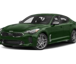 BRAND NEW GREEN COLOR 2022 KIA STINGER GT1 FOR SALE IN BOWIE, MD 20716. VIN IS KNAE45LC7N6