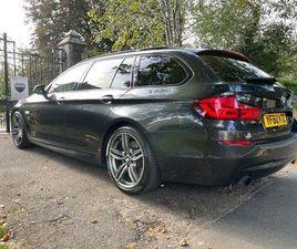BMW 5 SERIES 3.0 535I M SPORT TOURING 5DR