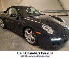 USED 2010 PORSCHE 911 CARRERA S