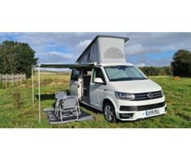 USED 2016 VOLKSWAGEN CALIFORNIA OCEAN TDI BMT NOT SPECIFIED 26,000 MILES IN WHITE FOR SALE