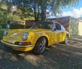 PORSCHE 912, BJ. 1969