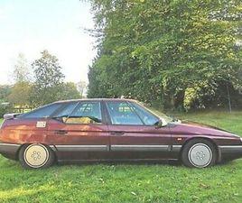 CITROEN XM 1992 TURBO DIESEL 5 DR HATCH AUTOMATIC