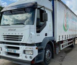 IVECO STRALIS 310 *MANUAL GEAR-FRENCH TRUCK* (BJ 2005)