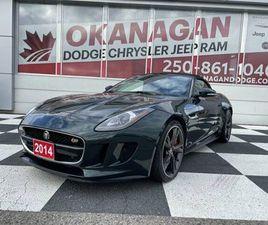 2014 JAGUAR F-TYPE V8 S   CARS & TRUCKS   KELOWNA   KIJIJI