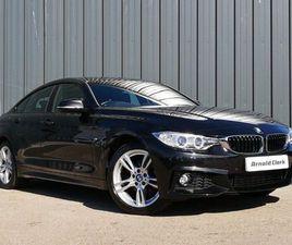 BMW 4 SERIES 420D [190] XDRIVE M SPORT 5DR AUTO [PROF MEDIA] 2.0
