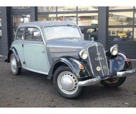 DKW IFA AUDI F8 1954 OLDTIMER AUTO! ZEER UNIEK 2T (BJ 1954)