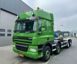 DAF CF 460 CONTAINERSYSTEEM