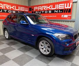 BMW X1 2.0 18D M SPORT XDRIVE 5DR
