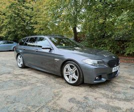 BMW 5 SERIES 3.0 535D M SPORT TOURING 5DR