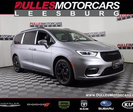 USED 2021 CHRYSLER PACIFICA TOURING-L