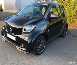 SMART FORTWO CABRIOLET 90 CH PRIME PACK BRABUS