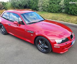 BMW Z3M COUPE ROUGE IMOLA
