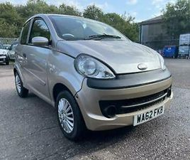 2013'63 MICROCAR MGO SE AUTO PETROL LOW MILES AIXAM RELIANT IN CANNOCK