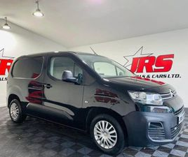 CITROEN BERLINGO 1.6 BLUEHDI 650 ENTERPRISE M SWB FOR SALE IN TYRONE FOR £13,450 ON DONEDE