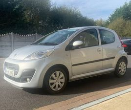 PEUGEOT 107 (ONLY 38,000 MILES) FOR SALE IN LIMERICK FOR €6,400 ON DONEDEAL