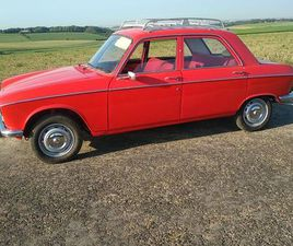 PEUGEOT 204 COLLECTION 1967