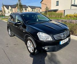 2010 NISSAN QASHQAI +2 1.6 NCT 01/23 FOR SALE IN DUBLIN FOR €4,250 ON DONEDEAL