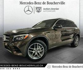 2018 MERCEDES-BENZ GLC GLC 300   CARS & TRUCKS   LONGUEUIL / SOUTH SHORE   KIJIJI