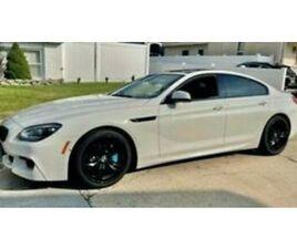 2015 BMW 6-SERIES XI GRAN COUPE ALPINA