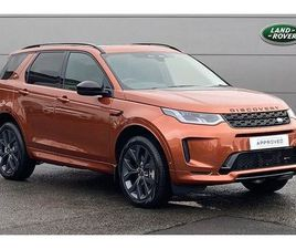 LAND ROVER DISCOVERY SPORT 1.5 P300E R-DYNAMIC SE 5DR AUTO [5 SEAT]