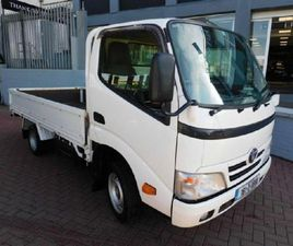 TOYOTA DYNA TOYOTA DYNA 3.0 D4D TWIN WHEELS //PRI FOR SALE IN DUBLIN FOR €19,471 ON DONEDE
