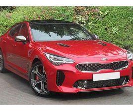 2017 KIA STINGER 3.3 T-GDI GT S - £27,995