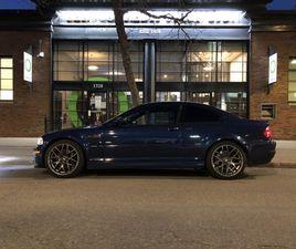 E46 BMW M3 | CARS & TRUCKS | CALGARY | KIJIJI