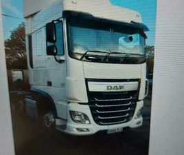 DAF TRUCKS XF 460-26 SPACE CAB 6X2 TRACTOR 700K KLMS NEW STOCK