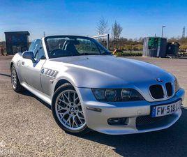 BENZIN - BMW Z3 2.2I RHD - 2001 *SANS RÉSERVE