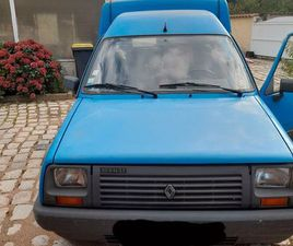 UTILITAIRE RENAULT EXPRESS