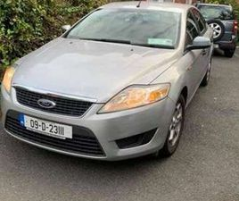 2009 FORD MONDEO FOR SALE IN DUBLIN FOR €2,200 ON DONEDEAL