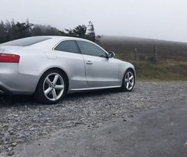 2008 AUDI A5 FOR SALE IN WICKLOW FOR €7,300 ON DONEDEAL