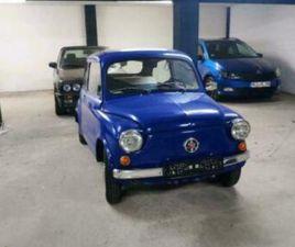 ANDERE ZASTAVA FICO 750 / FIAT 600 BJ '81 DEUTSCH...